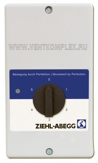 регулятор скорости ziehl-abegg